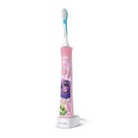 PHILIPS SONICARE for Kids Pink HX6352/42 Ružová sonická elektrická zubná kefka pre deti