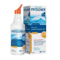 PHYSIOMER Hypertonický Alergia a nosné dutiny 135 ml