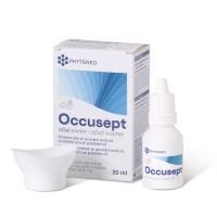 PHYTENEO Occusept očné kvapky 20 ml