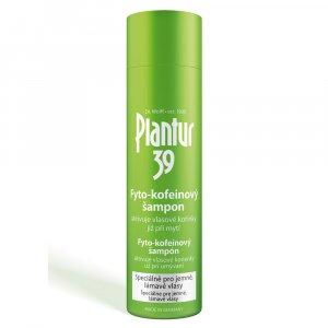 PLANTUR 39 fyto-kofeínový šampón pre jemné, lámavé vlasy 250 ml