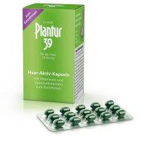 PLANTUR 39 Aktívne kapsule pre vlasy 60 kapsúl