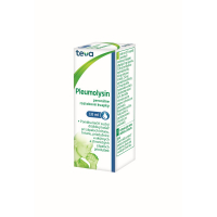 PLEUMOLYSIN perorálne roztokové kvapky 10 ml
