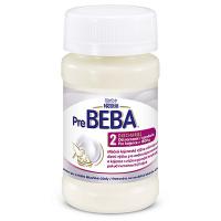 PreBEBA 2 Tekuté dojčenské mlieko 32x 90 ml
