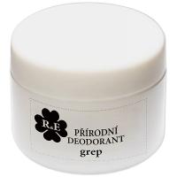 RAE Prírodný krémový dezodorant grep plastový téglik 15 ml