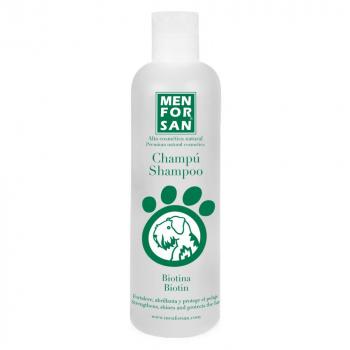 Prírodný šampón s biotínom 300 ml