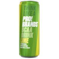 PROBRANDS BCAA drink limetka 330 ml