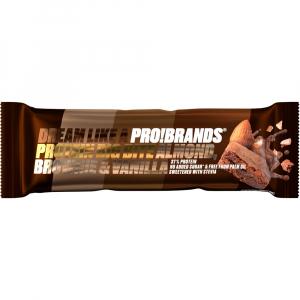 PROBRANDS PROTEIN BIG BITE príchuť mandľové brownie s vanilkou 45 g