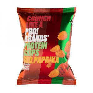 PROBRANDS ProteinPro Chips príchuť BBQ/paprika 50g