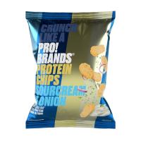 PROBRANDS ProteinPro Chips príchuť smotana/cibuľa 50 g