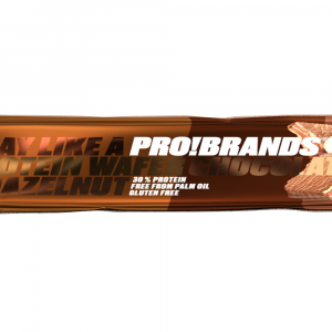 PROBRANDS ProteinPRO Kex s príchuťou čokoláda a orech 40 g