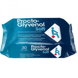 PROCTO-GLYVENOL Soft - vlhčené obrúsky 30 ks