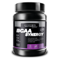 PROM-IN Essential BCAA synergy broskyňa 550 g