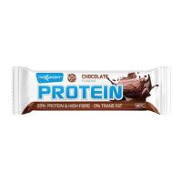 MAXSPORT Proteínová tyčinka s príchuťou čokoláda 60 g