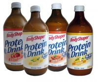 WEIDER Protein Drink proteínový nápoj RTD Vanilka 500 ml