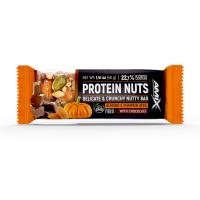 AMIX Protein nuts bar mandle a tekvicové semienko 40 g