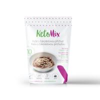 KETOMIX Proteínová kaša s čokoládovou príchuťou 10 porcií