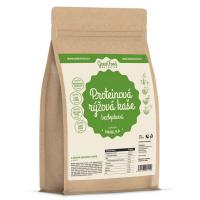 GREENFOOD NUTRITION Proteínová ryžová bezlepková kaša vanilka 500 g