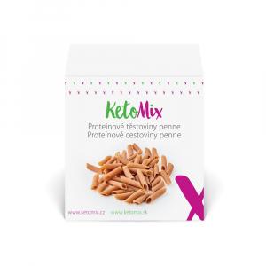 KETOMIX Proteínové cestoviny penne 10 porcií