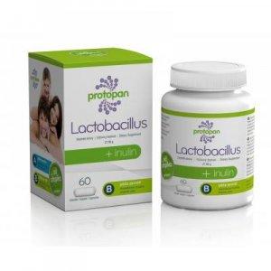 Protopan Lactobacillus + inulín 60 tabletiek