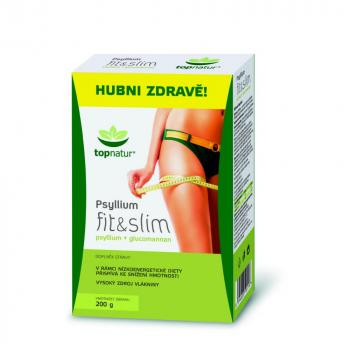 TOPNATUR Psyllium fit&slim 200 g