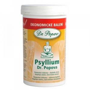 Psyllium indická rozpustná vláknina 240 g Dr.Popov