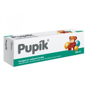 PUPÍK Detský emulgel pri nadúvaní 100 ml