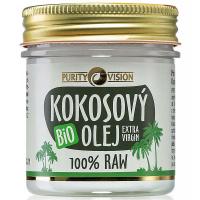 PURITY VISION Bio Raw Kokosový olej 120 ml