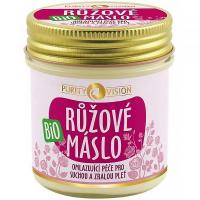 PURITY VISION BIO Ružové maslo 120 ml