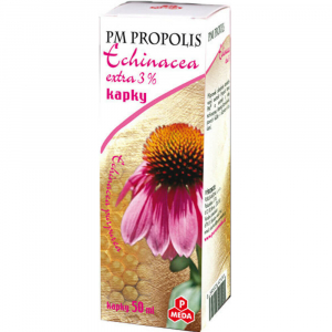 Propolis Echinacea kvapky 50ml