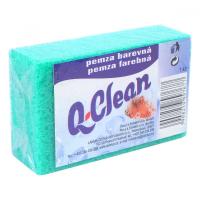 Q clean pemza farebná