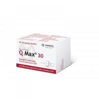 FARMAX Q Max 30 mg 30 + 30 kapsúl ZDARMA