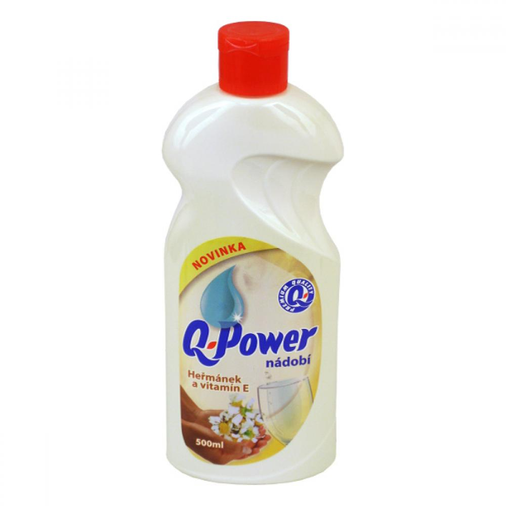 Q power na riad 500 ml harmanček