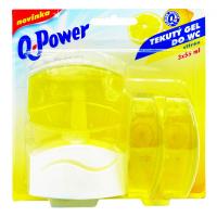 Q power tekutý záves 3x55ml citrón
