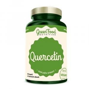 GREENFOOD NUTRITION Quercetin 90 kapsúl