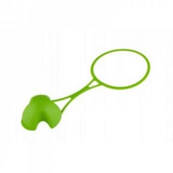 ZDRAVÁ FĽAŠA - krytka Floppy zelená