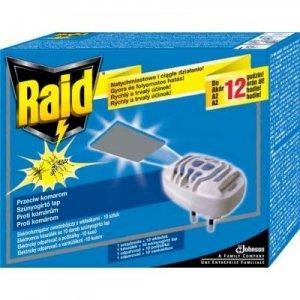RAID Elektrický odpudzovač hmyzu 1+10
