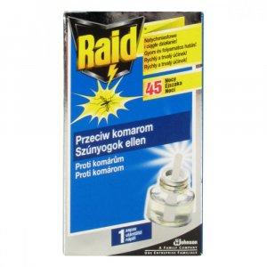 RAID Elektrický tekutý Náhradná náplň