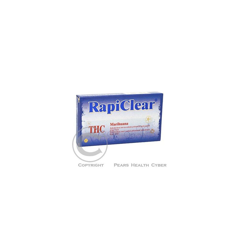RapiClear THC (marihuana)
