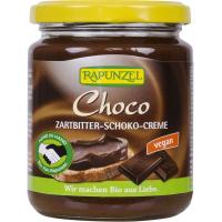 CHOCO čokoládová nátierka Rapunzel 250g-BIO