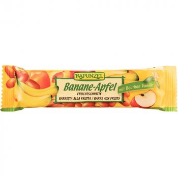 Tyčinka Banán-Jablko Rapunzel 40g-BIO