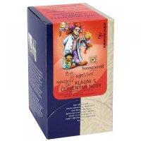 Raráškův čaj - Klauni s červenými nosmi bio - porc. darčekový 40g (20sáčk