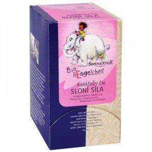 Raráškův čaj - Slonie sila bio - porc. darčekový 40g (20 vrecúšok)