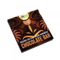 Raw čokoláda z nepraženého kakaa BIO 95% kakao so škoricou 35g