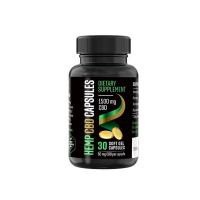 REAKIRO CBD Gélové kapsuly 1500 mg 30 ks