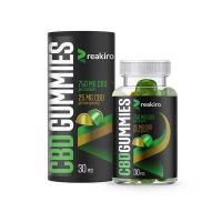 REAKIRO Gummies CBD 750 mg 30 kusov