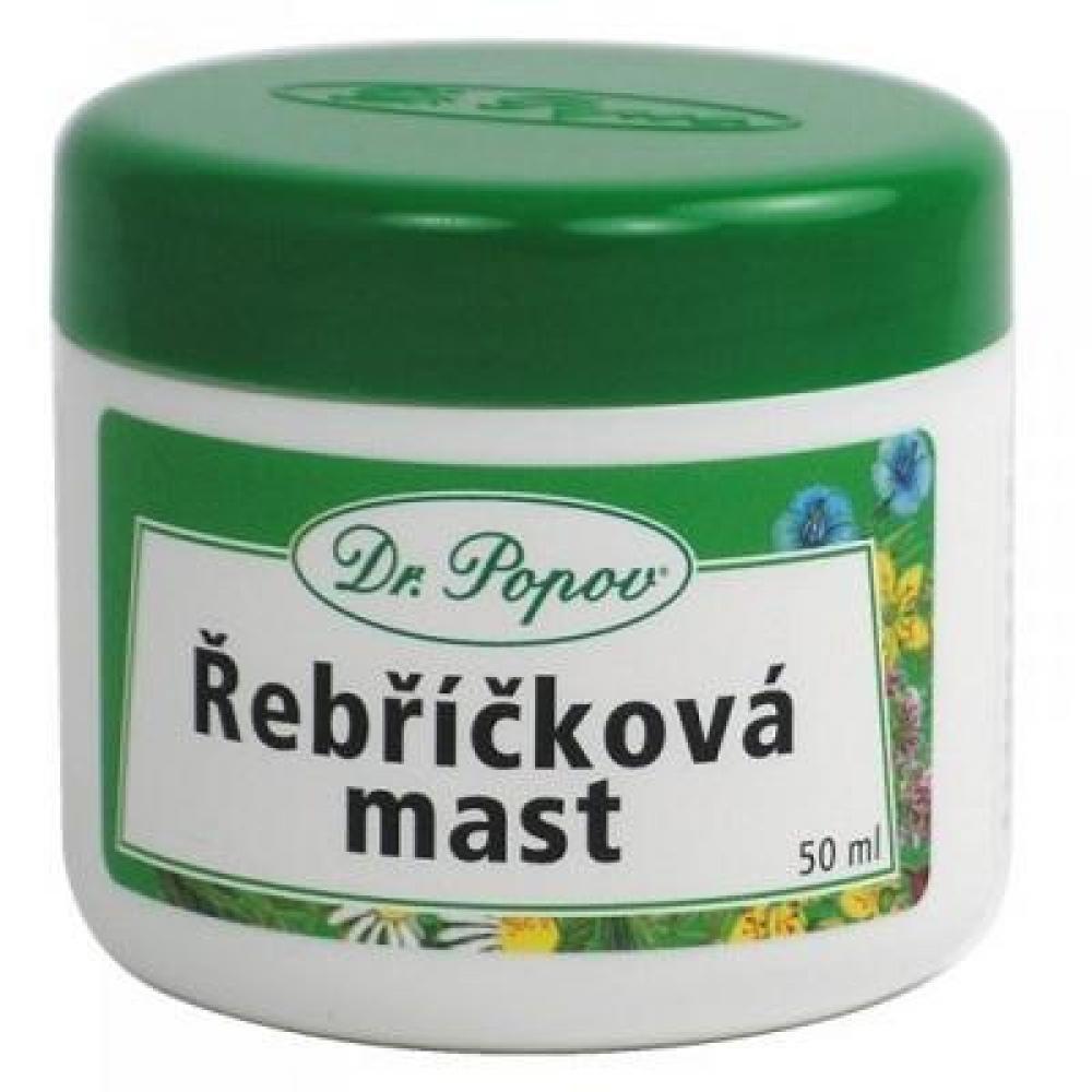 DR. POPOV Rebríčková masť 50 ml