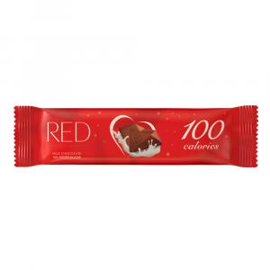 RED Mliečna čokoládová tyčinka bez pridaného cukru 26 g