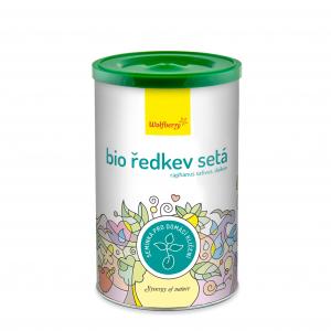 WOLFBERRY Reďkovka semienka na klíčenie 200 g BIO