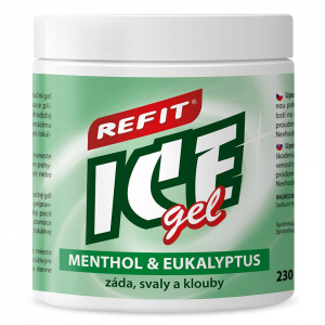 ICE GEL REFIT MENTHOL EUKALYPTUS 230ML