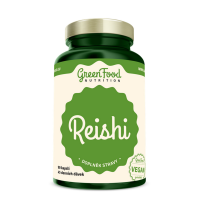 GREENFOOD NUTRITION Reishi 90 kapsúl